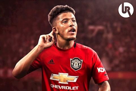 Điểm tin bóng đá sáng 187 MU có thể mua Sancho ở Hè 2021 hình ảnh