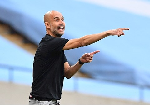 Guardiola da khong the lan thu 3 danh bai Arteta