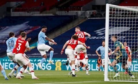 Aubameyang lập cú đúp, Arsenal hiên ngang đánh bại Man City để vào chung kết FA Cup hình ảnh 5