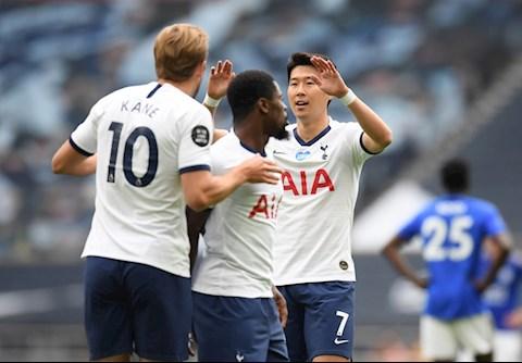 Jose Mourinho xứng đáng nhận được tín nhiệm ở Tottenham hình ảnh