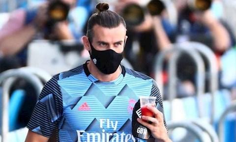 HLV Zinedine Zidane phũ phàng với Gareth Bale hình ảnh
