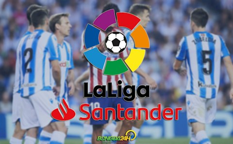 Lịch thi đấu La Liga mới nhất vòng 38 bóng đá TBN 2020 hình ảnh