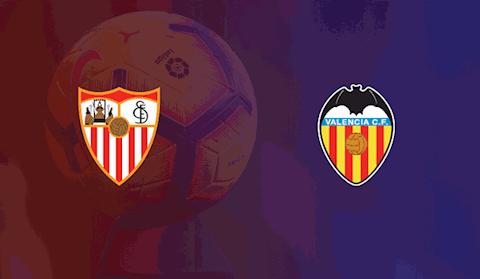 Sevilla vs Valencia 2h00 ngày 207 La Liga hình ảnh