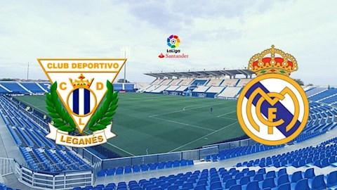 Leganes vs Real Madrid 2h00 ngày 207 La Liga hình ảnh