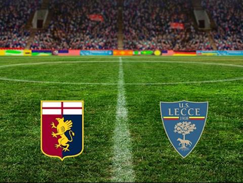 Genoa vs Lecce 0h30 ngày 207 Serie A hình ảnh