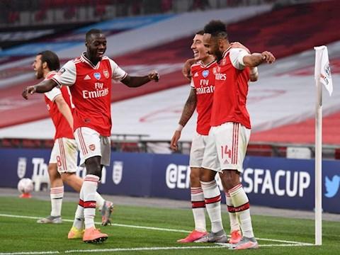 NHM cầu xin Arsenal giữ chân tiền đạo Aubameyang hình ảnh