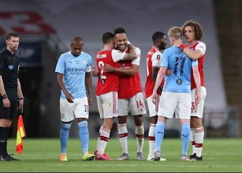 Van Persie khen ngợi trung vệ David Luiz sau trận thắng Man City hình ảnh