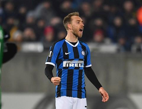 Điểm tin tối 19 Inter Milan rao bán Eriksen hình ảnh