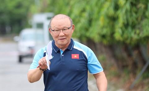 U22 Việt Nam hội quân, HLV Park Hang-seo gửi lời cảm ơn CLB hình ảnh
