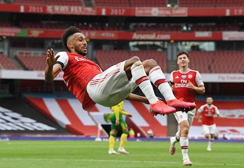 Những điểm nhấn sau trận Arsenal vs Norwich  hình ảnh