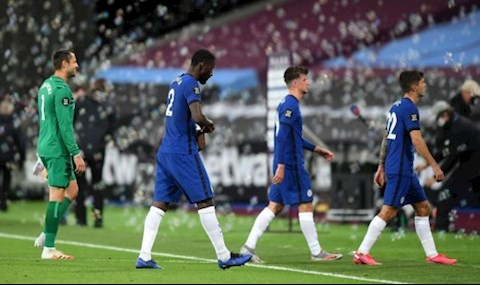 Những điểm nhấn sau trận West Ham vs Chelsea  hình ảnh