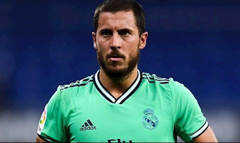Real Madrid mất tiền vệ Eden Hazard trước trận gặp Getafe hình ảnh