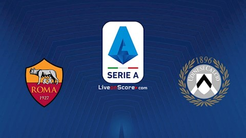 Roma vs Udinese 2h45 ngày 37 Serie A 201920 hình ảnh
