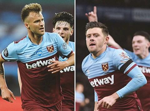 West Ham tao dia chan cuoc dua top 4 cang tro nen cang thang