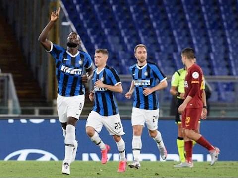 Kết quả bóng đá Roma vs Inter Milan Serie A 201920 hình ảnh