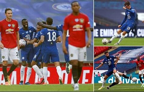 5 điểm nhấn ngày MU vs Chelsea Máu chảy, lòng đau hình ảnh