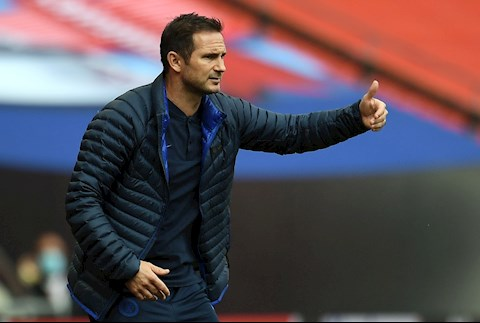Lampard nêu bật sự đại lượng của Chelsea trong mùa dịch hình ảnh 2