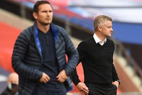 Solskjaer va Lampard