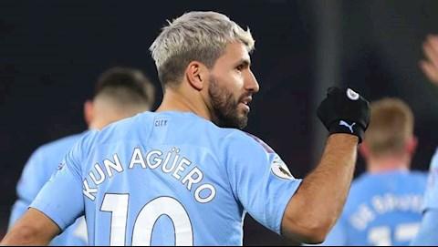 Thay thế Sergio Aguero là vấn đề thách thức Pep Guardiola hình ảnh