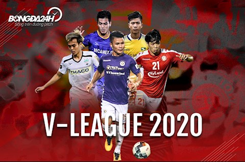Anh bia V-League 2020