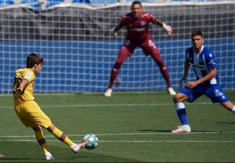 Sao trẻ Riqui Puig gây ấn tượng trước Alaves hình ảnh