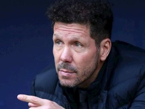 HLV Diego Simeone đánh giá rất cao sức mạnh của Real và Barca hình ảnh