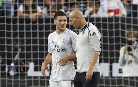 Điểm tin Bóng đá 24h tối ngày 199 Zidane nhắm bán Jovic hình ảnh