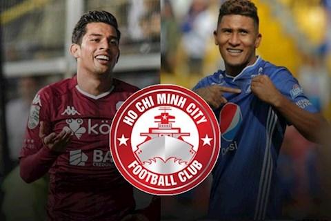 CLB TPHCM xác nhận sắp chiêu mộ cặp sao tuyển Costa Rica hình ảnh