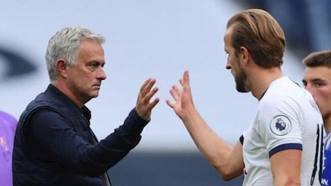 Tiền đạo Harry Kane Mourinho chỉ thành công ở Spurs nếu hình ảnh