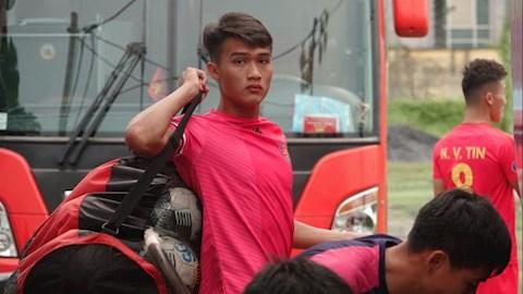 Báu vật U19 Việt Nam nói gì khi lựa chọn đội đầu bảng V-League làm bến đỗ hình ảnh 2