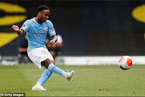 Điểm nhấn Watford 0-4 Man City Sterling vượt Ronaldo, Pep đi vào lịch sử hình ảnh 2