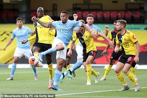 Những điểm nhấn sau trận Watford vs Man City hình ảnh