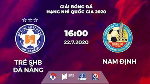 Trực tiếp bóng đá Đà Nẵng 2 vs Nam Định 2 hôm nay 2272020 hình ảnh