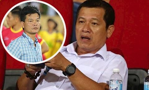 Trưởng ban trọng tài Dương Văn Hiền xin lỗi CLB Nam Định hình ảnh