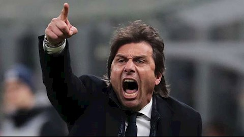HLV Conte Về nhì cũng chỉ nằm trong đám thất bại thôi hình ảnh