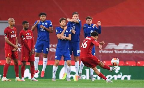 Đả bại Chelsea dưới cơn mưa bàn thắng tại Anfield, Liverpool tưng bừng mừng cúp vô địch hình ảnh 4