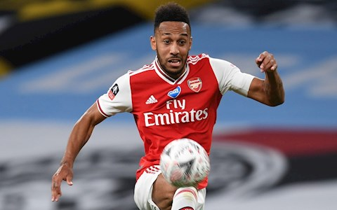 Arsenal tăng lương khủng, sắp giữ chân thành công Aubameyang hình ảnh