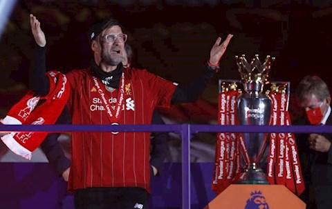 Nâng cao cúp bạc Premier League, Klopp vẫn có một điều canh cánh… hình ảnh 2