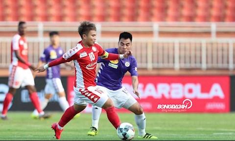 Lịch thi đấu bóng đá hôm nay 2472020 TPHCM vs Hà Nội  hình ảnh