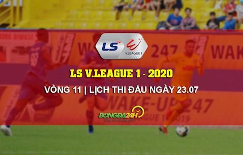 Lịch thi đấu VLeague hôm nay 2372020 - LTD bóng đá VN hình ảnh