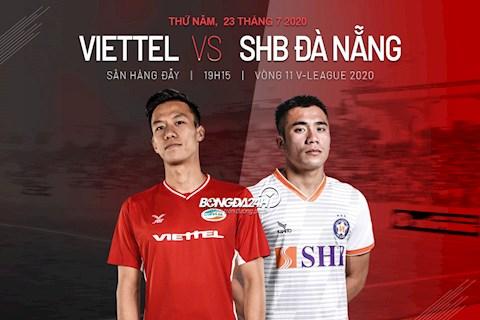 Viettel vs Đà Nẵng 19h15 ngày 237 V-League 2020 hình ảnh
