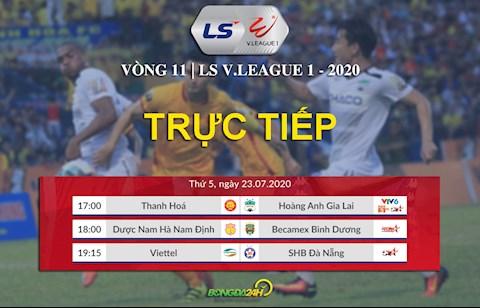 Trực tiếp VLeague hôm nay 237 Lịch thi đấu V League 2020 hình ảnh