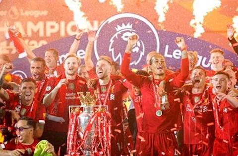 Van Dijk Không ai có thể nói gì về chức vô địch của Liverpool hình ảnh
