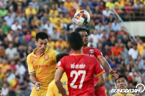Nam Dinh vs Binh Duong