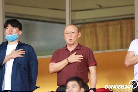 Viettel vs Da Nang Park Hang Seo