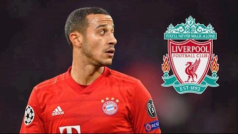 Liverpool chưa gửi đề nghị cho Bayern vụ Thiago hình ảnh