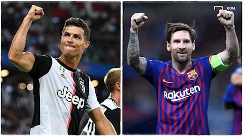Rivaldo cho rang Messi va Ronaldo cam thay that vong khi QBV 2020 bi huy