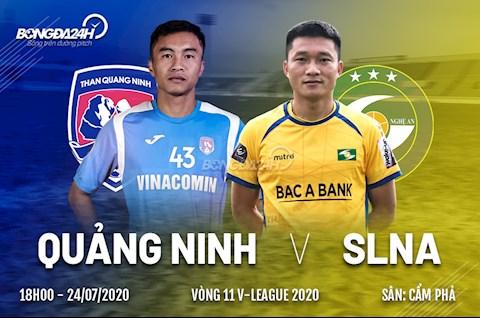 Quảng Ninh vs SLNA 18h00 ngày 247 V-League 2020 hình ảnh