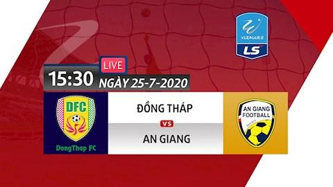 Trực tiếp Đồng Tháp vs An Giang 257 lịch thi dấu V League hình ảnh
