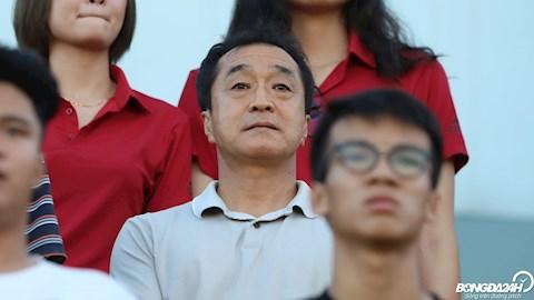 Quang Ninh vs SLNA Lee Young Jin